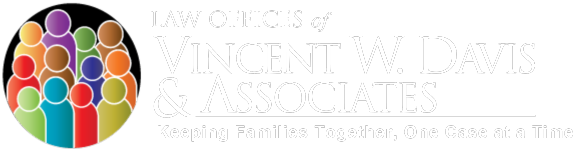 Logo white lettering -keeping families together 96